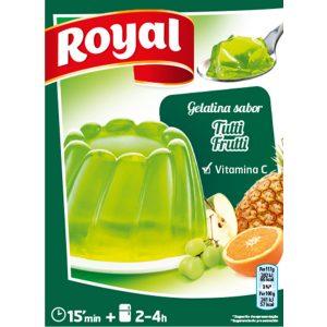 Gelatina Royal – Tutti Frutti