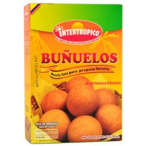Preparato per Buñuelos – Intertropico 400g