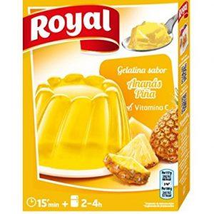 Gelatina Royal – Ananas