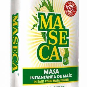 Farina di Mais Bianca [2kg] – Maseca