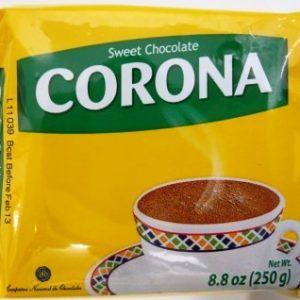 Chocolate Corona 250gr
