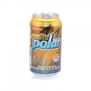 Malta Maltín Polar lattina [355ml]