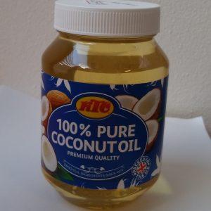 KTC Coconut Oil – Olio di cocco [500ml] KTC