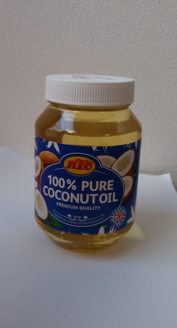 olio di cocco 500 ml mango con pina