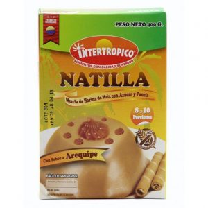Preparato per Natilla (Arequipe) – Intertropico 400gr