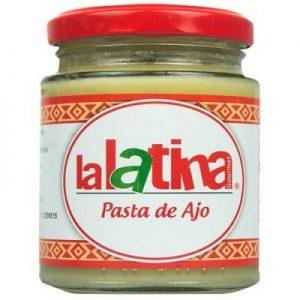 Pasta de Ajo (salsa all'aglio) [225g] – La Latina
