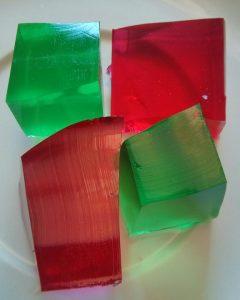 gelatina per fare merenda