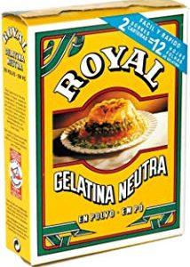 Gelatina Neutra Royal –  20gr