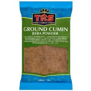 Ground Cumin (Cumino) in polvere – TRS (100gr)