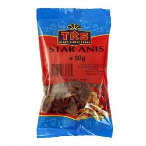 Anice stellato – TRS Star aniseed (50gr)