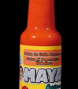Salsa Piccante Maya Caribbean – Rossa (148ml)