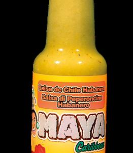 Salsa Piccante Maya Caribbean – Verde (148ml)