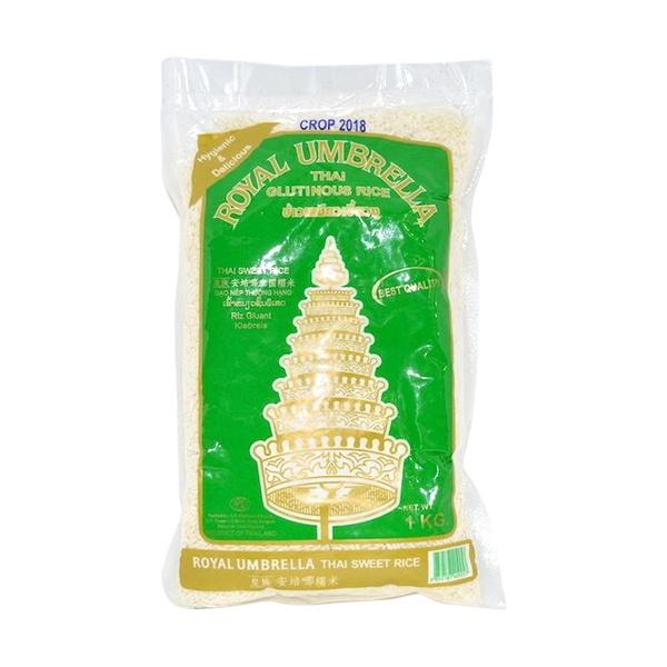 riso glutinoso thai