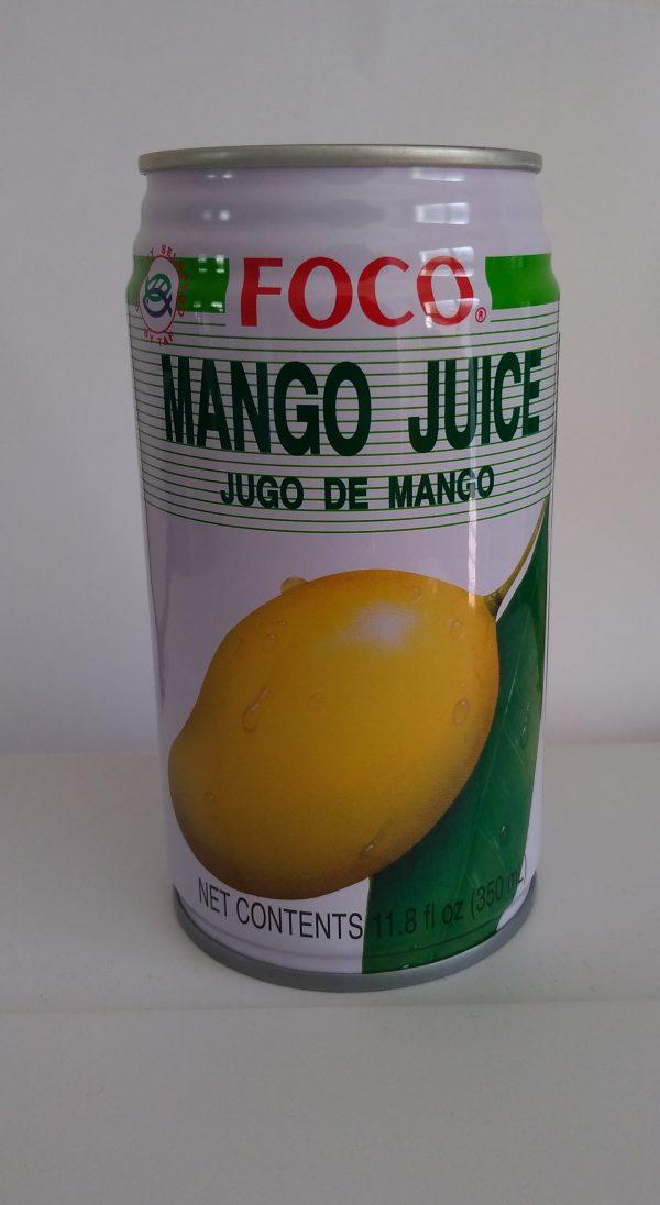 succo di mango foco