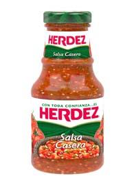 salsa casera del messico