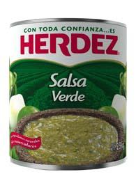 salsa verde del messico
