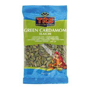 Cardamomo Verde – TRS  (100gr)