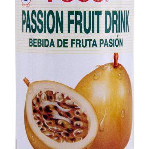 Foco Passion Fruit – Nectar de Maracuja  [350ml]