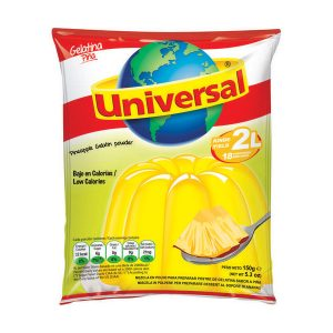 Gelatina Universal – Ananas (250g)