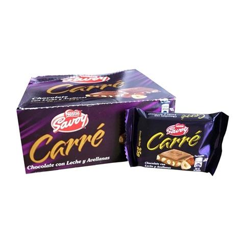 chocolate savoy de venezuela