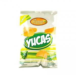 snack de yuca