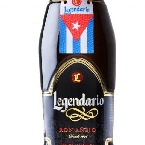 Ron Añejo 9 Anni – Legendario 70cl