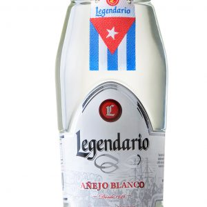 Ron Añejo Blanco – Legendario 70cl