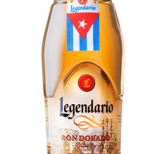 Ron Dorado – Legendario 70cl