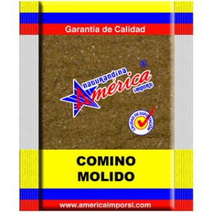 Comino (Cumino) Molido – America (40gr)