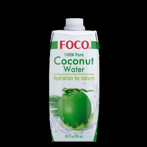 Foco UHT Coconut Water 1l – Acqua di Cocco