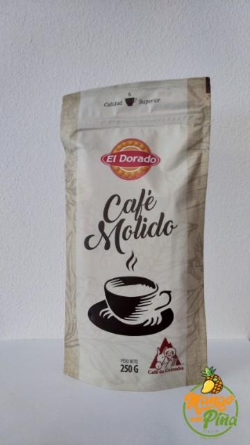cafe colombiano el dorado - mango con piña