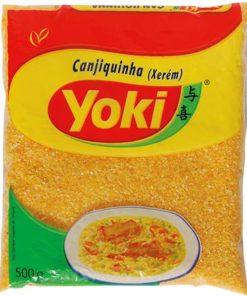 Canjiquinha Amarela Yoki – 500gr