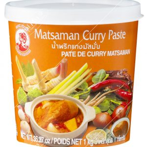 Pasta Di Curry Massaman – Cock (400gr)