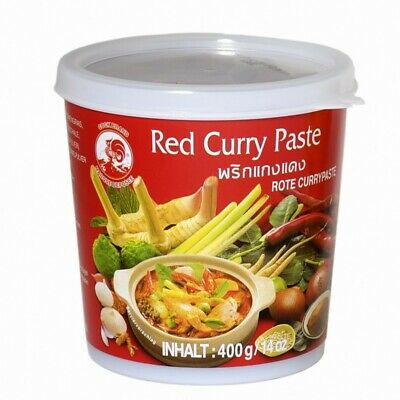 red curry paste 400gr - mango con piña