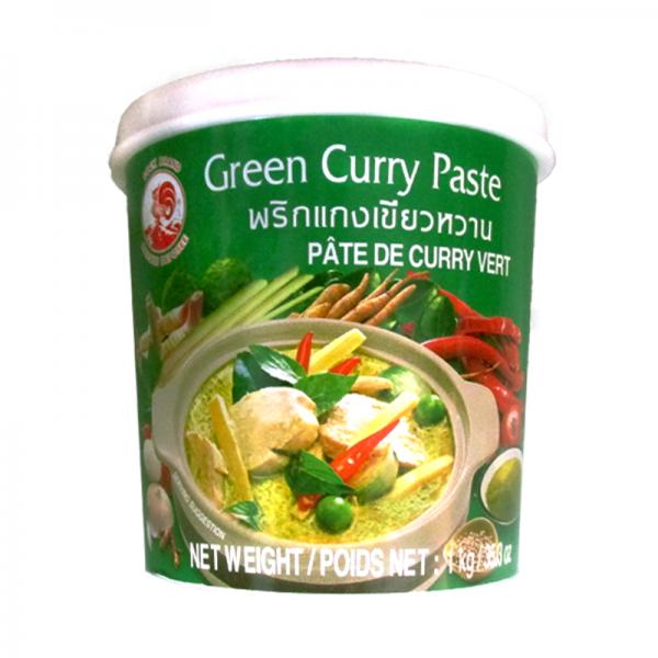 Curry verde 400gr - mango con pina