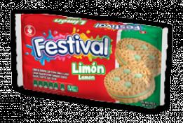 Galletas Festival [415g] – Limón