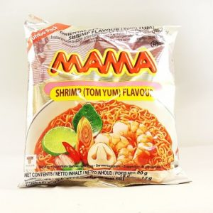 Noodle Istantaneo Tomyum – MaMa (60gr)
