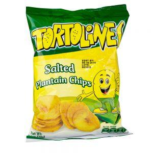 Tortolines – Chips Di Platano Salati (85gr)