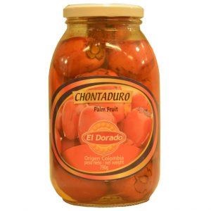 Chontaduro In Salamoia – Frutto Della Palma (790gr)
