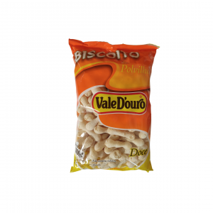 Biscoito De Polvilho Vale D'Ouro Doce – 100gr