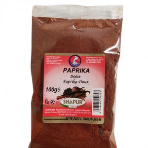 Paprika (pimentón) in polvere – Shapur (100gr)