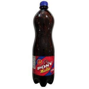 Pony Malta Bottiglia PET – 1l