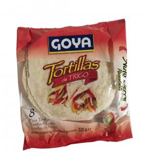 Tortillas Goya – 320gr
