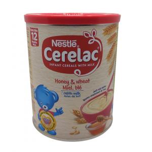 Nestlè Cerelac Miele e Cereali- 400 gr