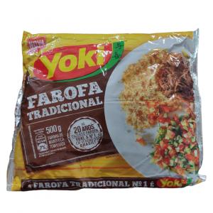Farofa Pronta 500gr – Yoki