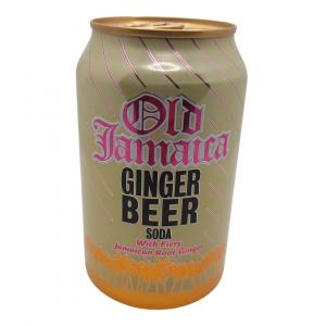 Old Jamaica Ginger Beer – Soda [33cl]