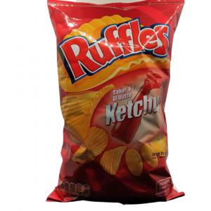 Ruffles Ketchup Senza Glutine – (122gr)