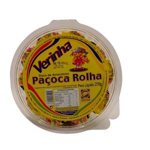 Pacoca Rolha – 210g