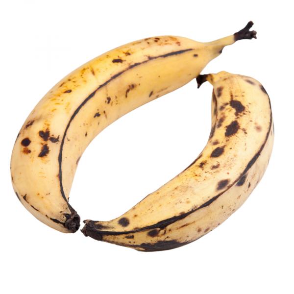 platano maduro - Mango con piña