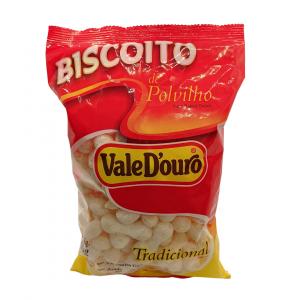 Biscoito De Polvilho Vale D'Ouro Tradicional – 100gr